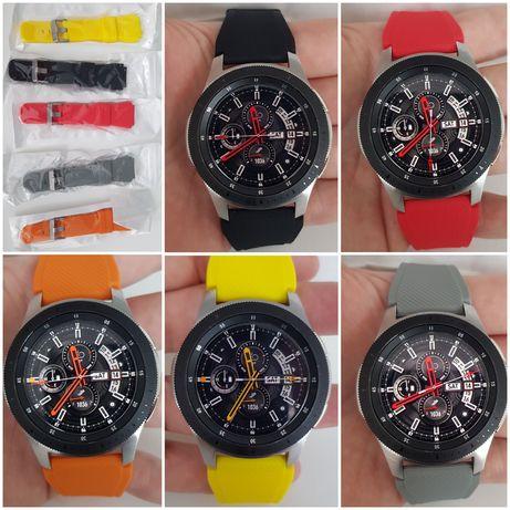 Оригинални силиконови каишки Galaxy Watch 46mm / Huawei GT 2 GT2 pro