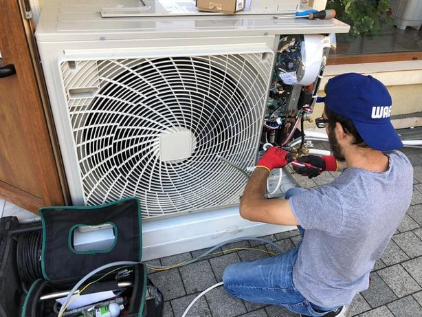 Instalare, montaj, reparatii, revizie, curatare, aer conditionat, AC