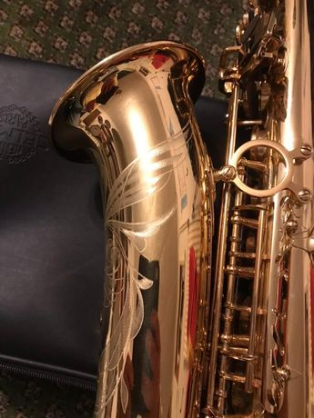 Saxofon Selmer Serie II, editie limitata - Firebird
