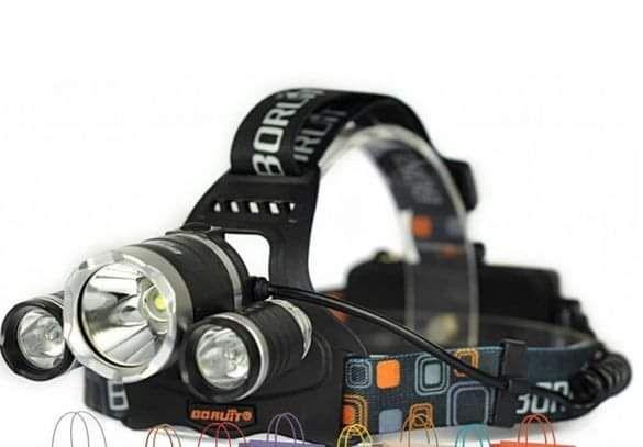 ТРОЕН LED челник, фенер за глава, прожектор, осветление за глава