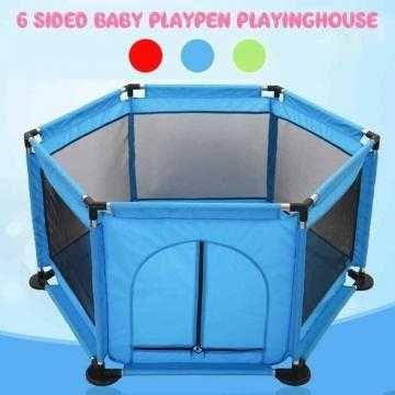 Детский игровой манеж (сухой бассейн). Подарок для малыша.