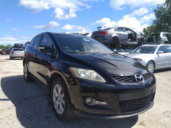 На части Mazda CX 7 2,3 бензин DISI Turbo 07г./ Мазда ЦХ 7