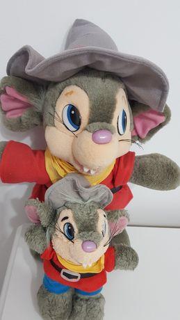 2 Șoarecei din pluș de colecție