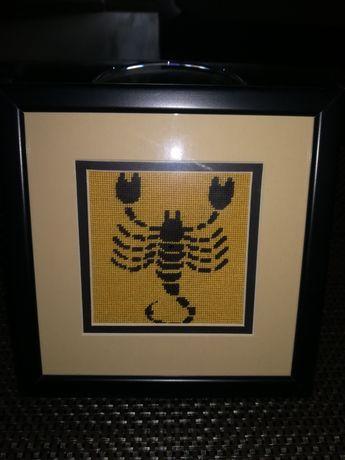 Goblen zodia scorpion