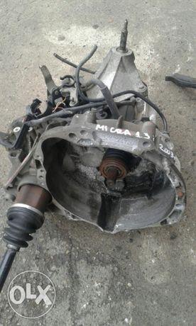 Скоростна кутия Nissan Micra К12 / Нисан Микра