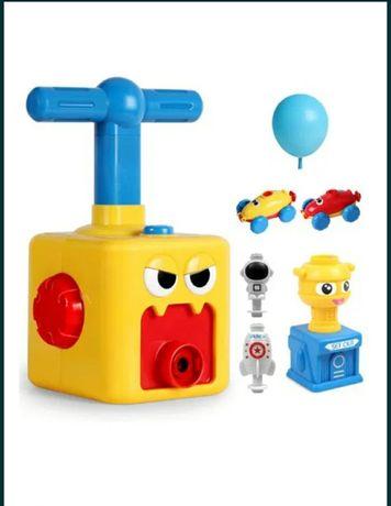 Машинка с шариками развлекательная игрушка