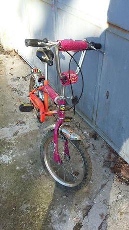 bicicleta copil și adult