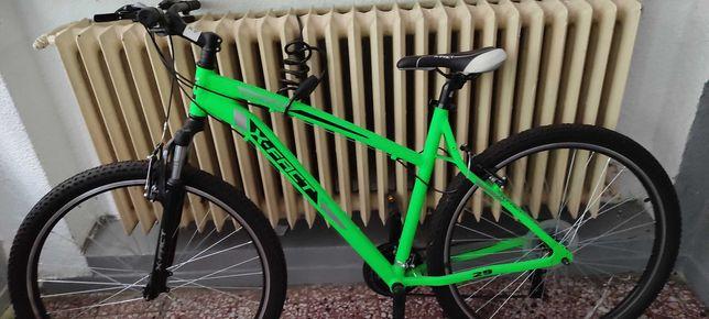 X-FACT MTB ADVENTURE VERDE  Bicicleta MTB 29 inch pentru adulti