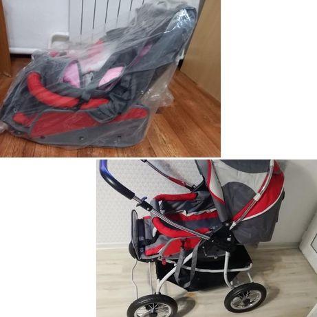 Детская коляска сатылады, новый