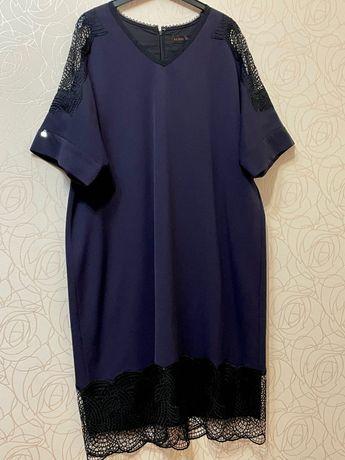 Платье нарядное (размер 48-50)