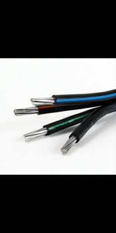 СИП кабель 4*70. 130м
