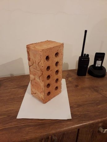 Кирпич керамический строительный