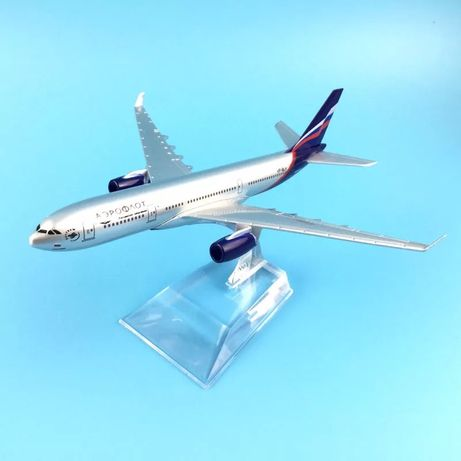 Avion metal Airbus A330 Russian Airlines/cadou