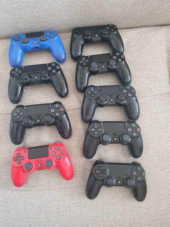 Продам джойстики оригинал на PS4 бу в отличном состояний