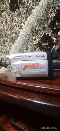 Видиокамера на касетах