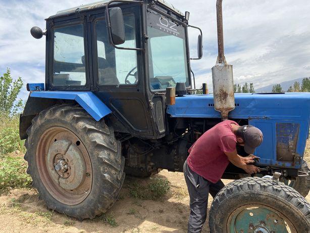 Белорусь трактор МТЗ 80 сатылады
