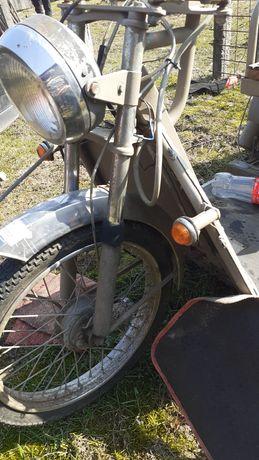 Motocicleta Vermeiner unicat in ROMANIA 2300 Ron fix