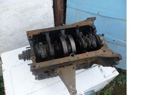 601 двигатель Мерседес