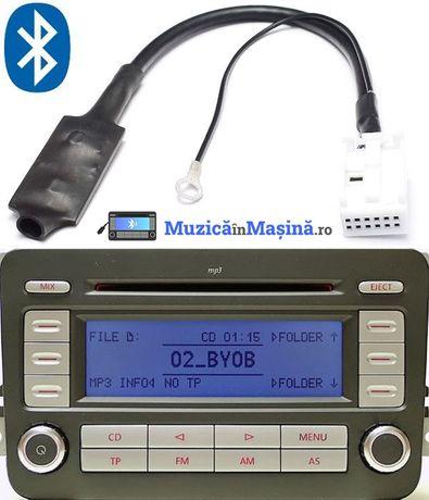 Interfata Modul Bluetooth RCD 300 pt Passat, Golf 5, Touran (nu aux).