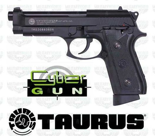 Pistol Airsoft Taurus PT92 Putere MAX 4,4jouli Full METAL Co2+Bile