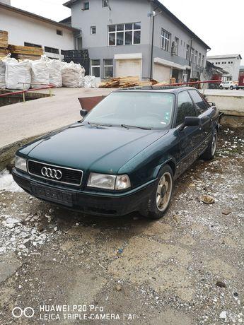 Audi 80 b4 2.3 на части