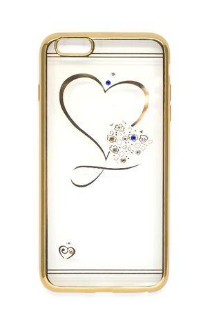 Кейс сърце за iPhone 6 / 6s / 6+ / 6s+ Топ Цена !!!