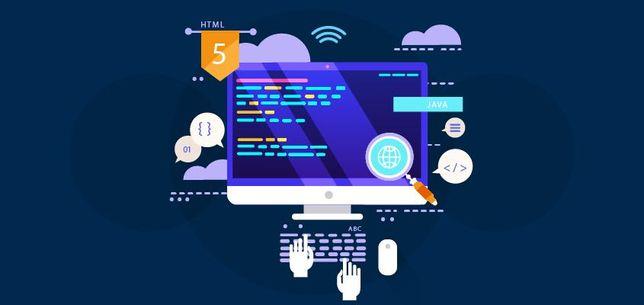 Обучение созданию веб-сайтов, таргету, smm