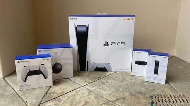 Новые PS5 !!!