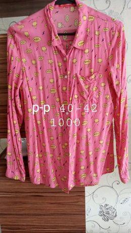 Продам три женских рубашки. Р-р 40-42