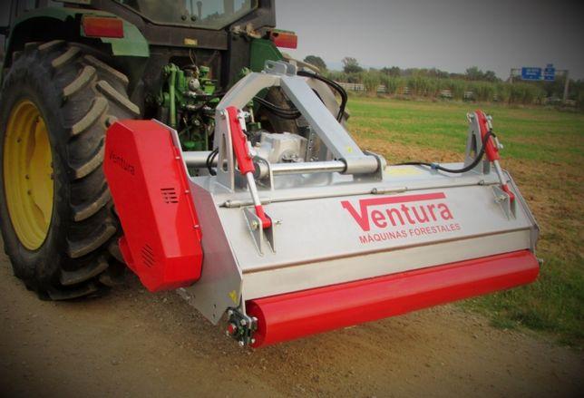 Tocatoare resturi vegetale Ventura, pasuni, coceni, paie, forestiere