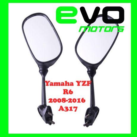 Set Oglinzi Yamaha YZF R6 oglinda stanga dreapta 2008-2016A317