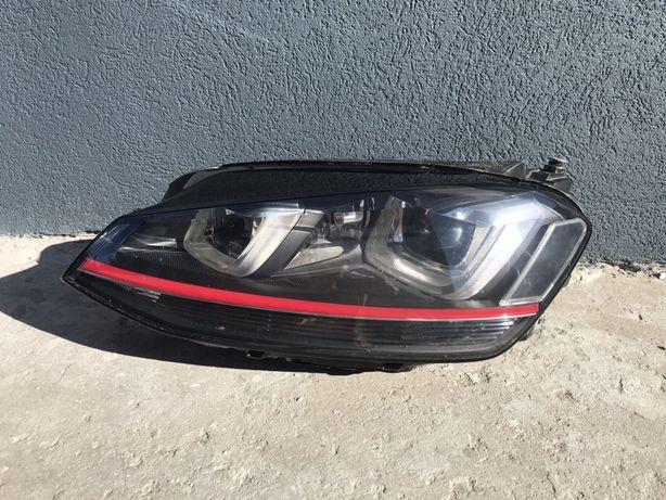 Far stanga VW Golf 7 GTI Bi Xenon + LED Original