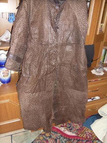 haina piele naturala ,vintage