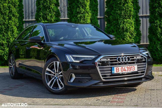 Audi A6 A6/Matrix/Virtual cokpit/S line/Euro 6/Distronic,Line/Side/Carlig!