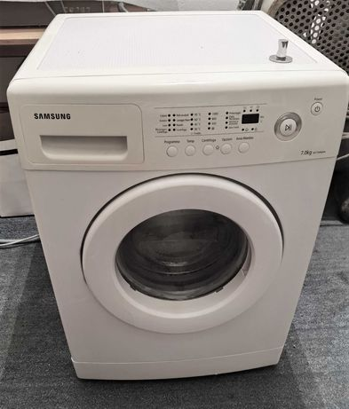 Masina de spalat rufe Samsung cu display 7kg