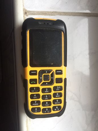 Telefon JCB indestructibil