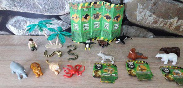 Лотове играчки за сглобяване и разглобяване/3д пъзели животни/ и други