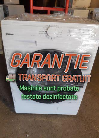 Mașina de spălat rufe Gorenje