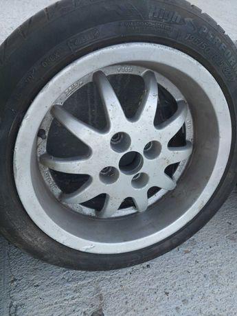 Летни гуми с джанти 4 x 100