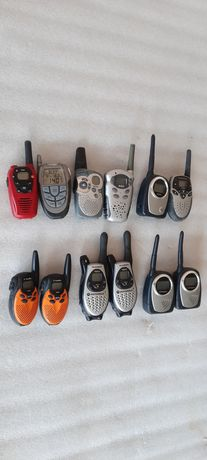 Stație walkie talkie