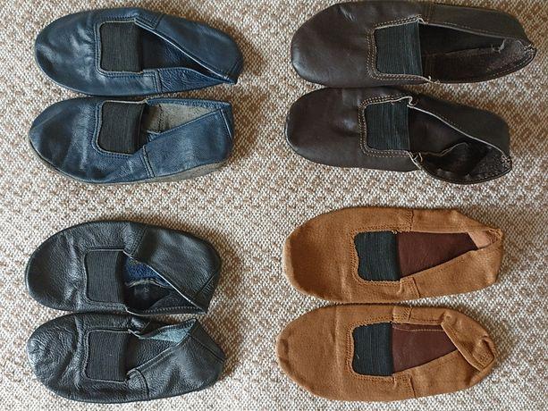 Чешки детские кожаные разных размеров