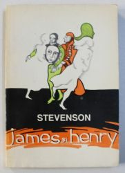 "carte ""James si Henry"" de R.STEVENSON"