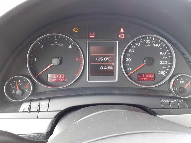 Vând Audi A4 2.0TDY
