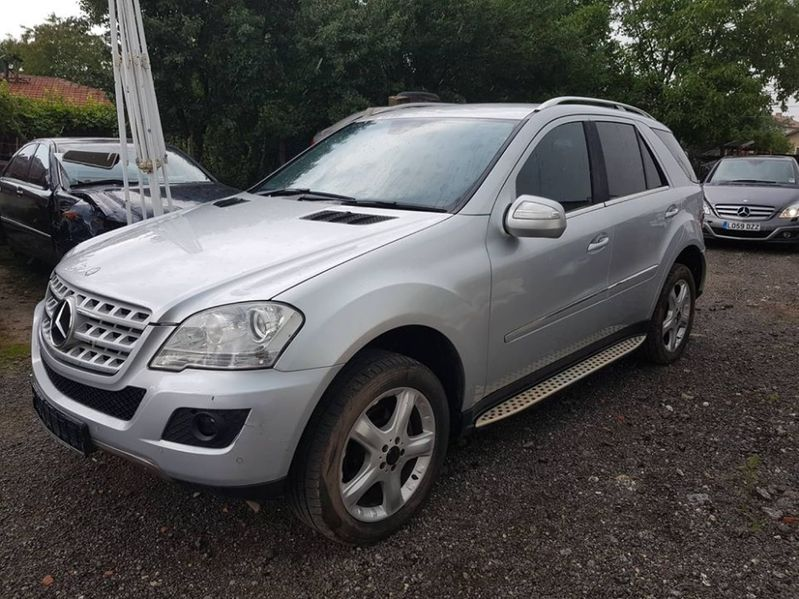 Mercedes ML280 CDI facelift W164 МЛ 2010г. на части с. Казичене - image 1
