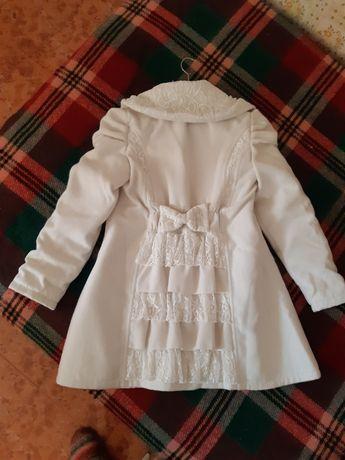 Детско елегантно палто