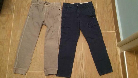 Окейди/Okaidi пролетни панталонки 6годинки 116см.