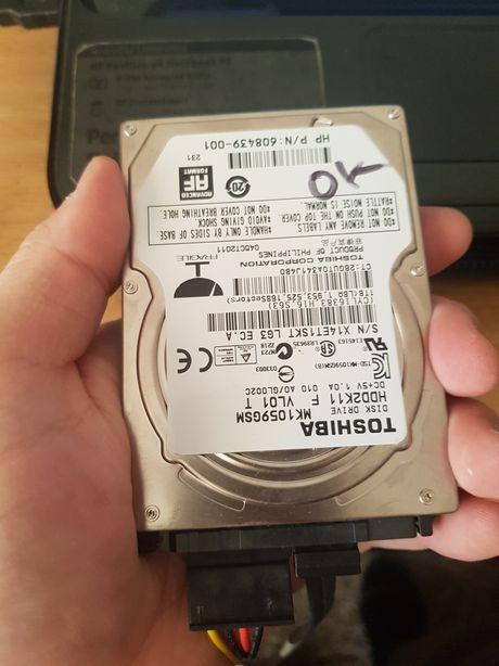 Hard disk laptop HDD laptop Toshiba 1000 GB 1 TB