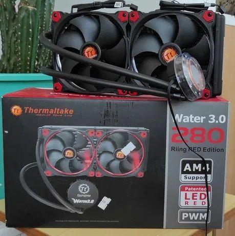 Thermaltake Water 3.0 Riing Red 280