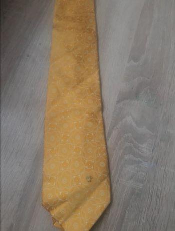 Cravata Versace, mătase.