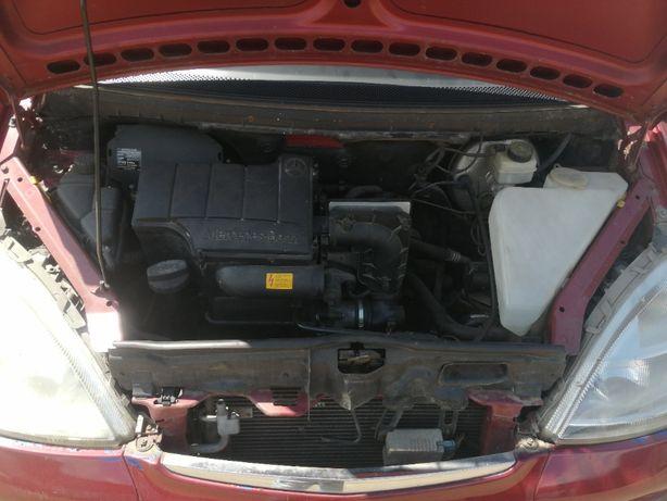 Motor 1.6 Benzina, an 2000-2004, Mercedes A-Class